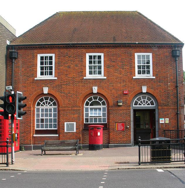 Billericay Post Office (built 1938)