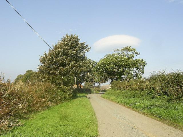 Approach to Fagwyr-fran
