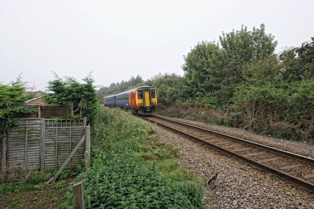 Grantham to Skegness Railway, Boston