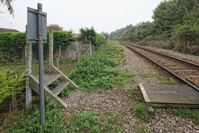 Grantham to Skegness Railway, Boston