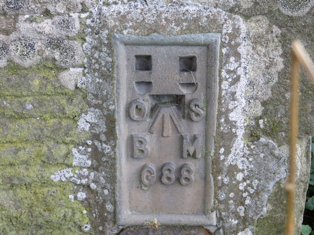 Ordnance Survey Flush Bracket G88