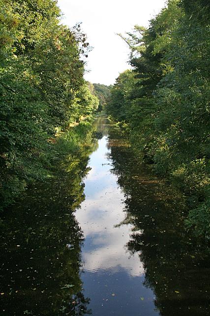 Union Canal near Cockmuir