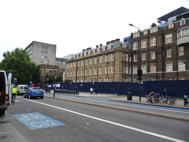 Whitechapel: Royal London Hospital