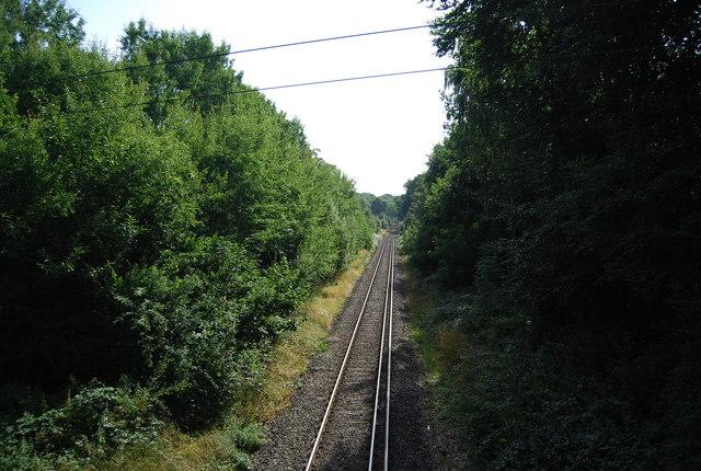 Part of Chislehurst Junction