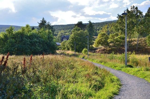 Footpath near Aviemore