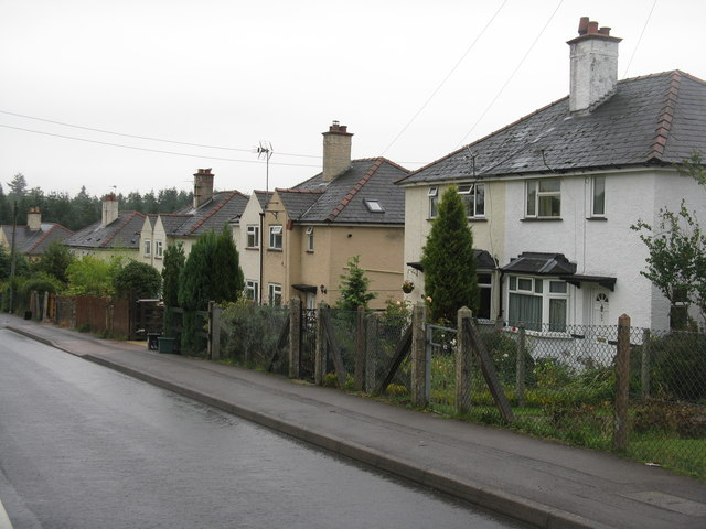 Houses at Bream