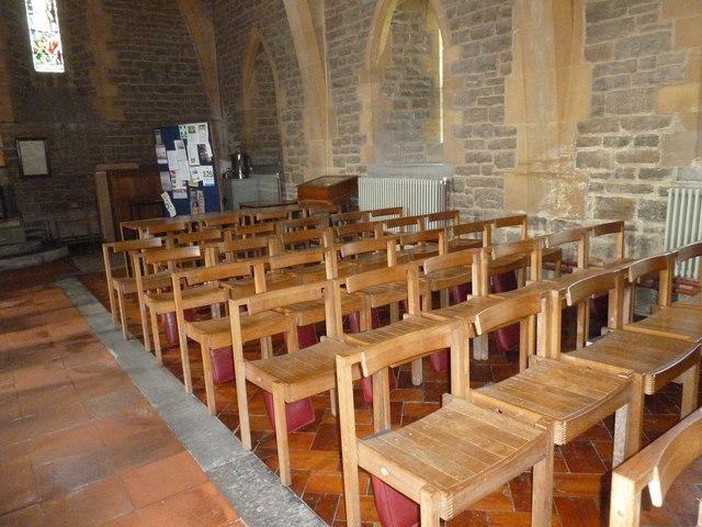 Inside Holy Trinity New Church, Bothenhampton (e)
