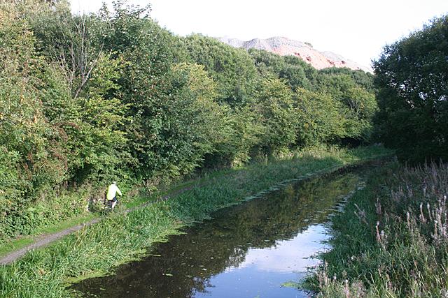 Union Canal near Philpstoun
