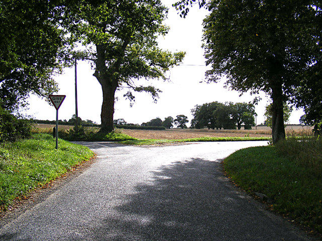 Triple Plea Road, Bedington