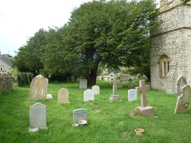 Holy Trinity Old Churchyard, Bothenhampton (F)