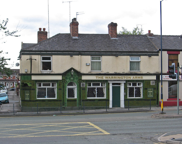 Stalybridge - The Warrington Arms