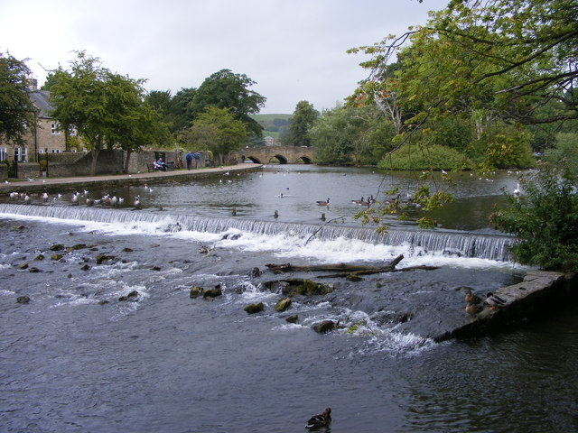Bakewell Weir