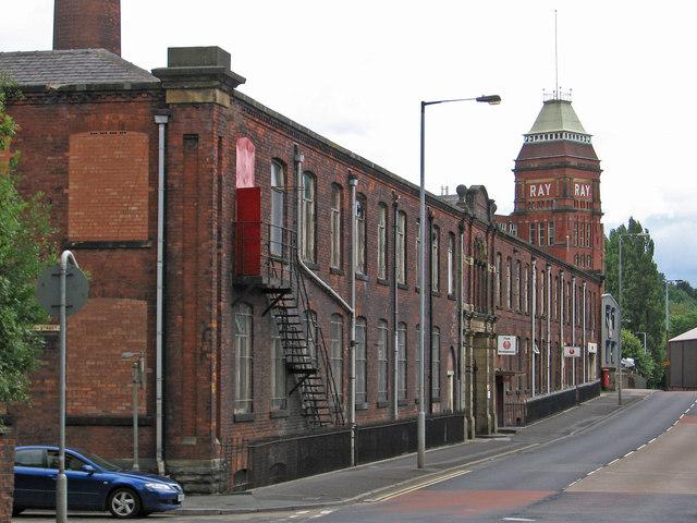 Stalybridge - Clarence Mill