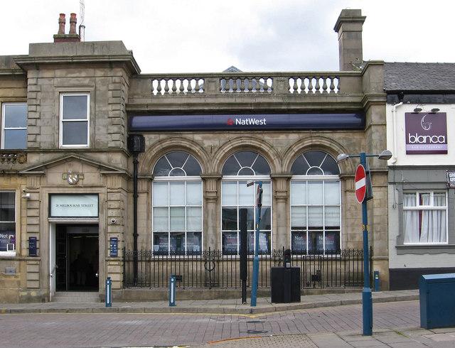 Stalybridge - NatWest Bank