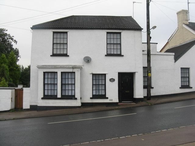 Kestrel House, Whitecroft