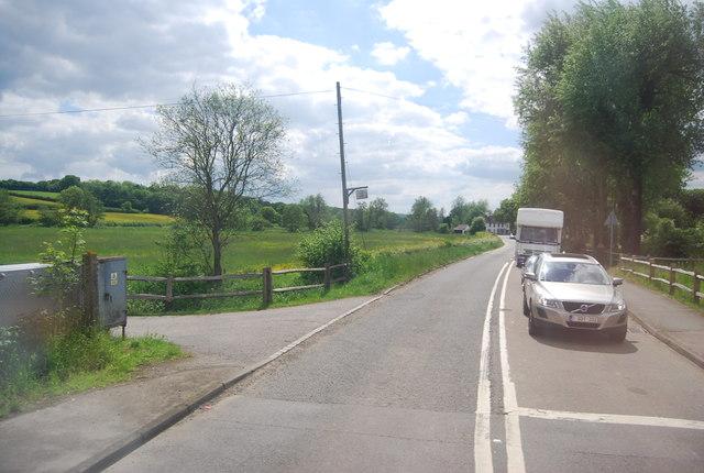 A265, Etchingham