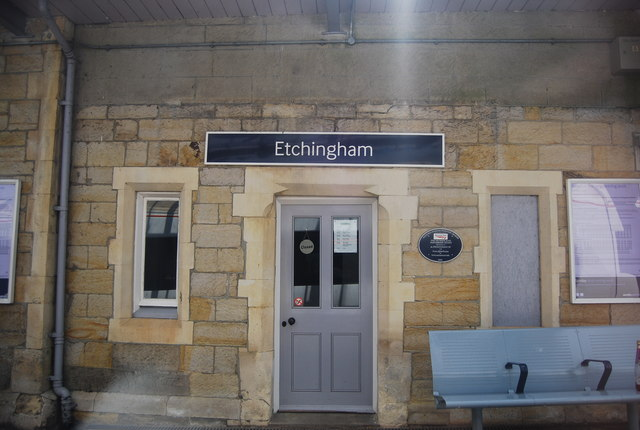 Etchingham Station
