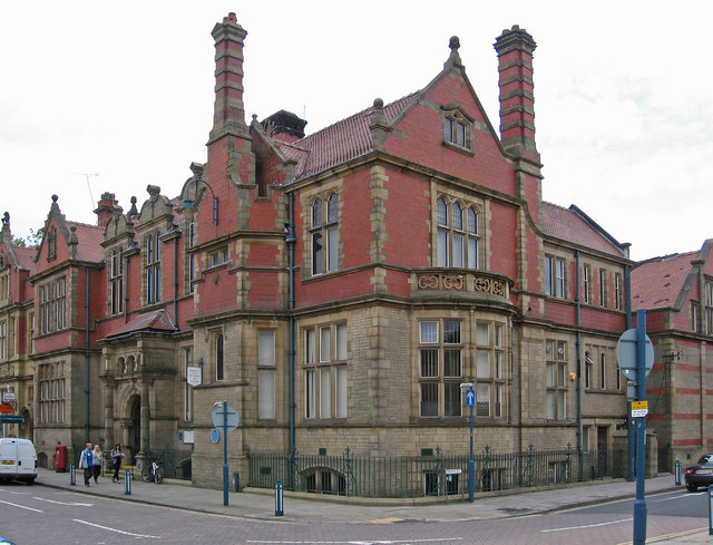 Stalybridge - Public Library