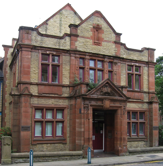 Stalybridge - Melbourne Court