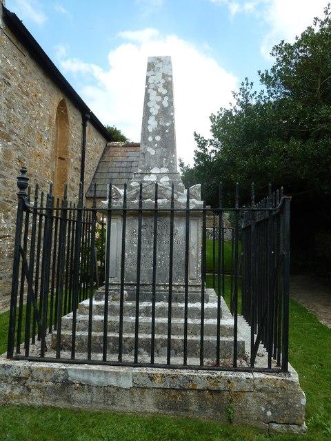 St Mary, Walditch: churchyard (b)