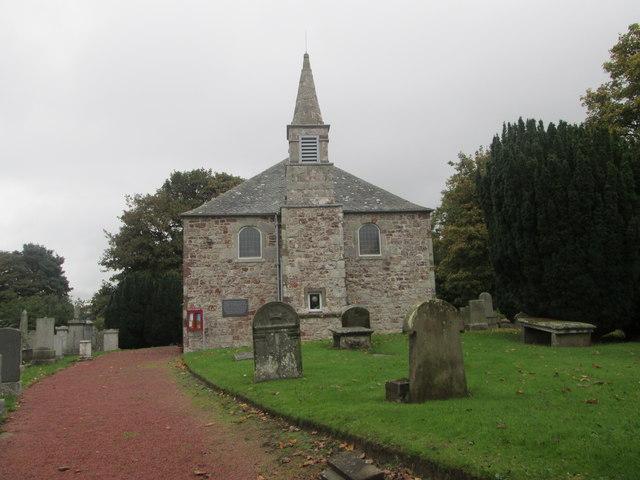 The Parish Kirk of Libberton and Quothquan