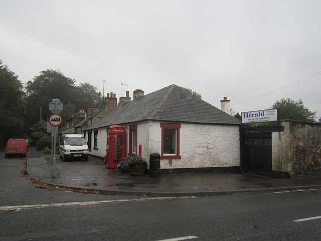Bow of Fife Post Office
