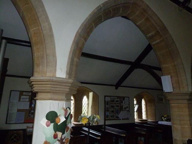 Inside St Mary, Walditch (A)