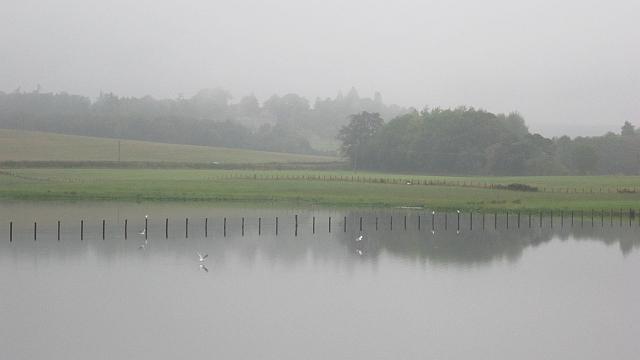 Loch near Letham