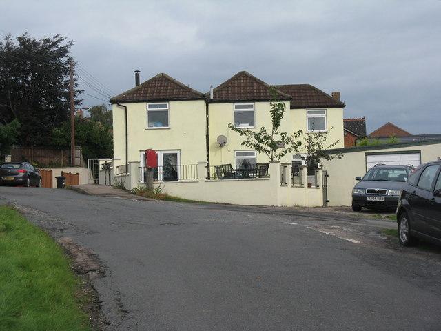 Houses at Yorkley Slade