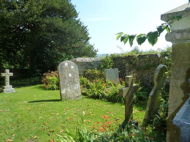 Chilcombe Churchyard (1)