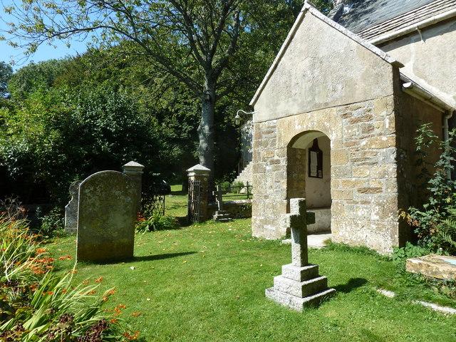 Chilcombe Churchyard (3)