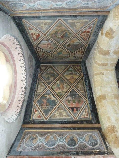 Inside the Roman Catholic Mortuary Chapel, Chideok (a)