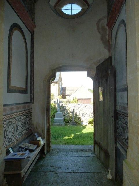 Inside the Roman Catholic Mortuary Chapel, Chideok (e)