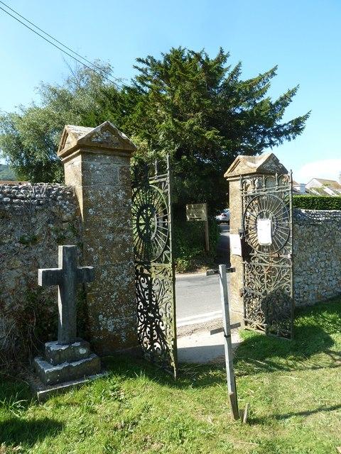 Roman Catholic Mortuary Chapel Cemetery, Chideok (D)