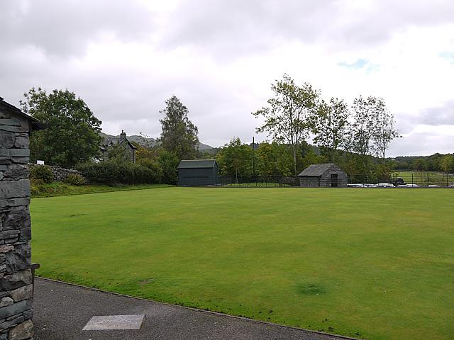 Elterwater bowling green