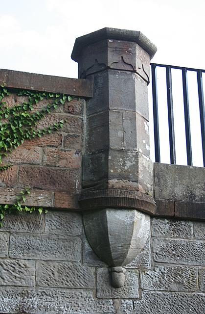 Detail of Bridge 35