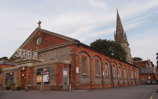 Former Winchester Garrison Church