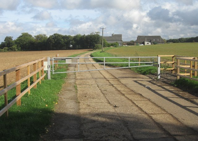 Access to Breach Farm