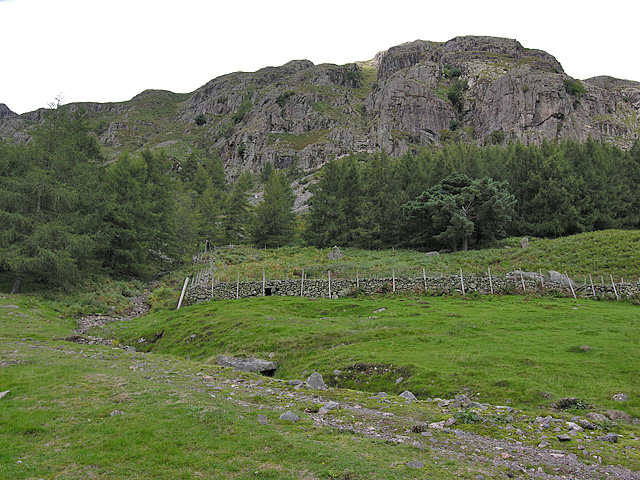 Raven Crag from the south