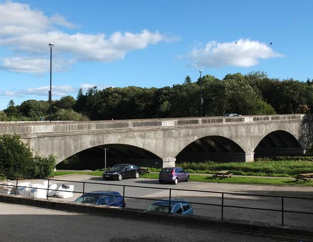 The New Bridge, Ellon