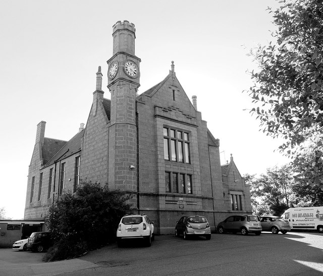Victoria Hall, Ellon