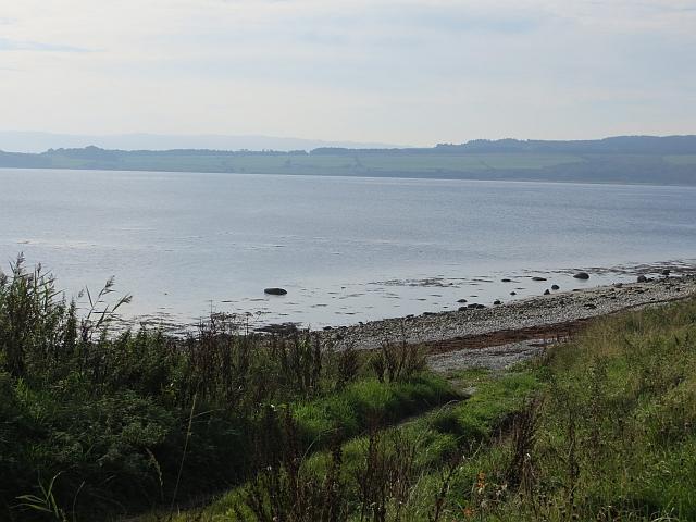 Beach below Garbh-ach-brae