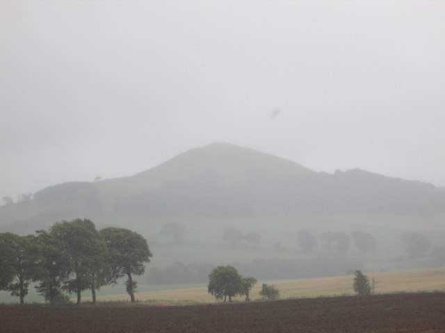 In the mists of South Lanarkshire