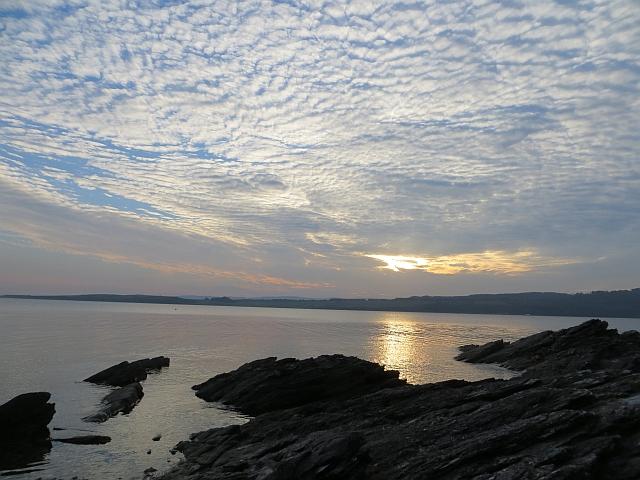 Evening, Port Glas