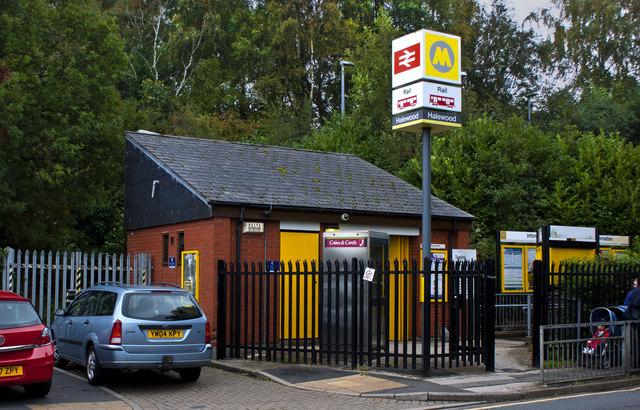 Halewood Station