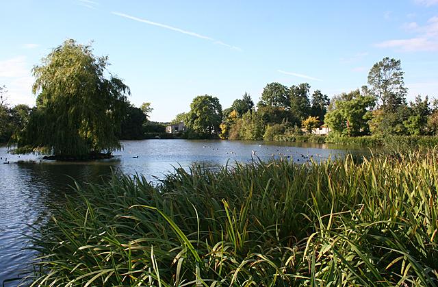 Glendevon Pond