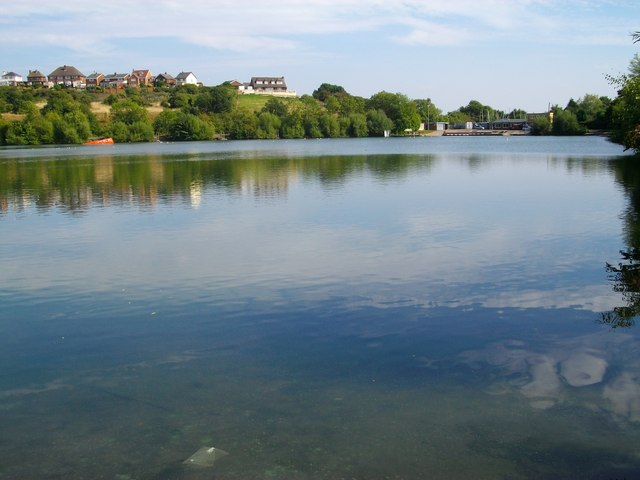 Lodge Farm Reservoir