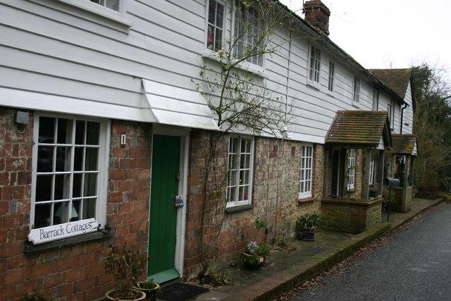 Barrack Cottages