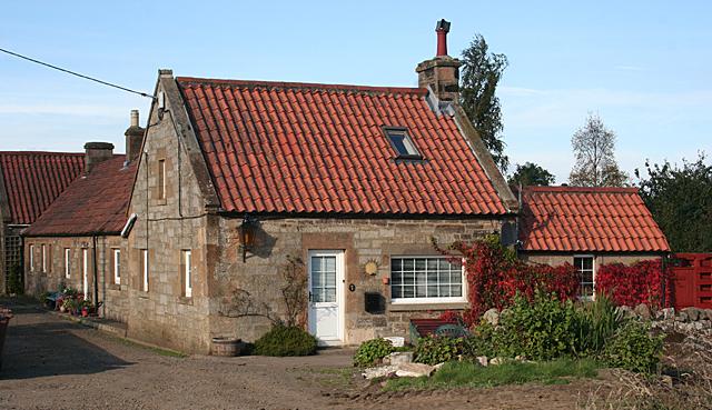 Old Glendevon Farm Cottages