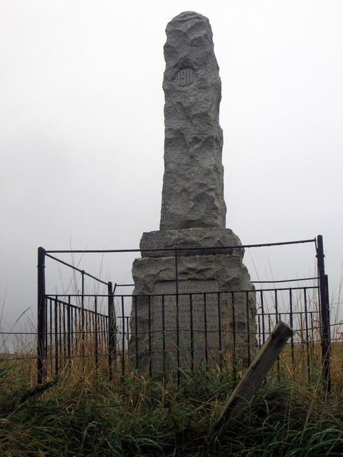 Monument to Donald Cargill